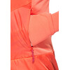 Salewa Pedroc PTC Alpha Jas Dames oranje/rood